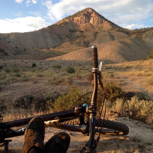 Mountain Biking In Delta County, Colorado